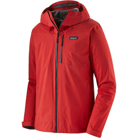 Patagonia Rainshadow Jas Heren, fire